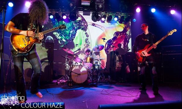 Colour Haze photo by Shooting Heads